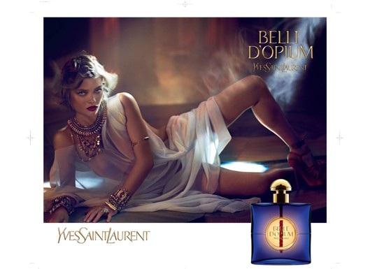 Скандалната реклама на  Belle d'Opium на YSL бе свалена от ефир