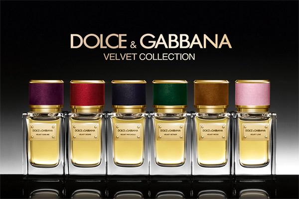 Лусозната колекция D&G Velvet Collection се разраства с още два аромата