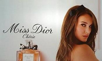 атали Портман е новото лице на Christian Dior